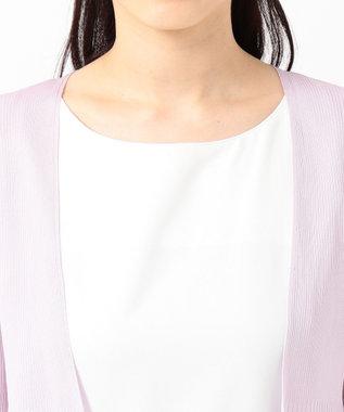 TOCCA 【洗える!】AJISAI BORELO ボレロ ライラック系