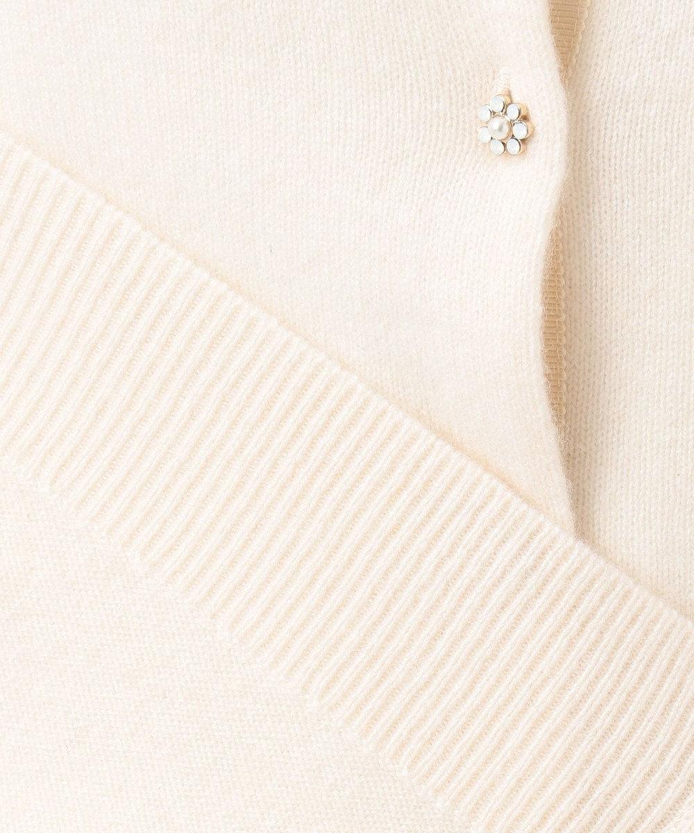TOCCA 【洗える!】CASHMERE カーディガン アイボリー系
