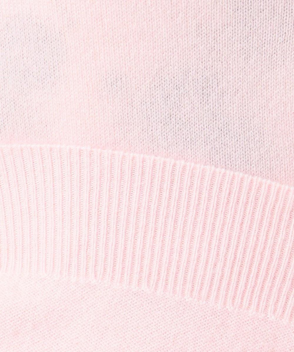 TOCCA 【洗える!】CASHMERE カーディガン ピンク系