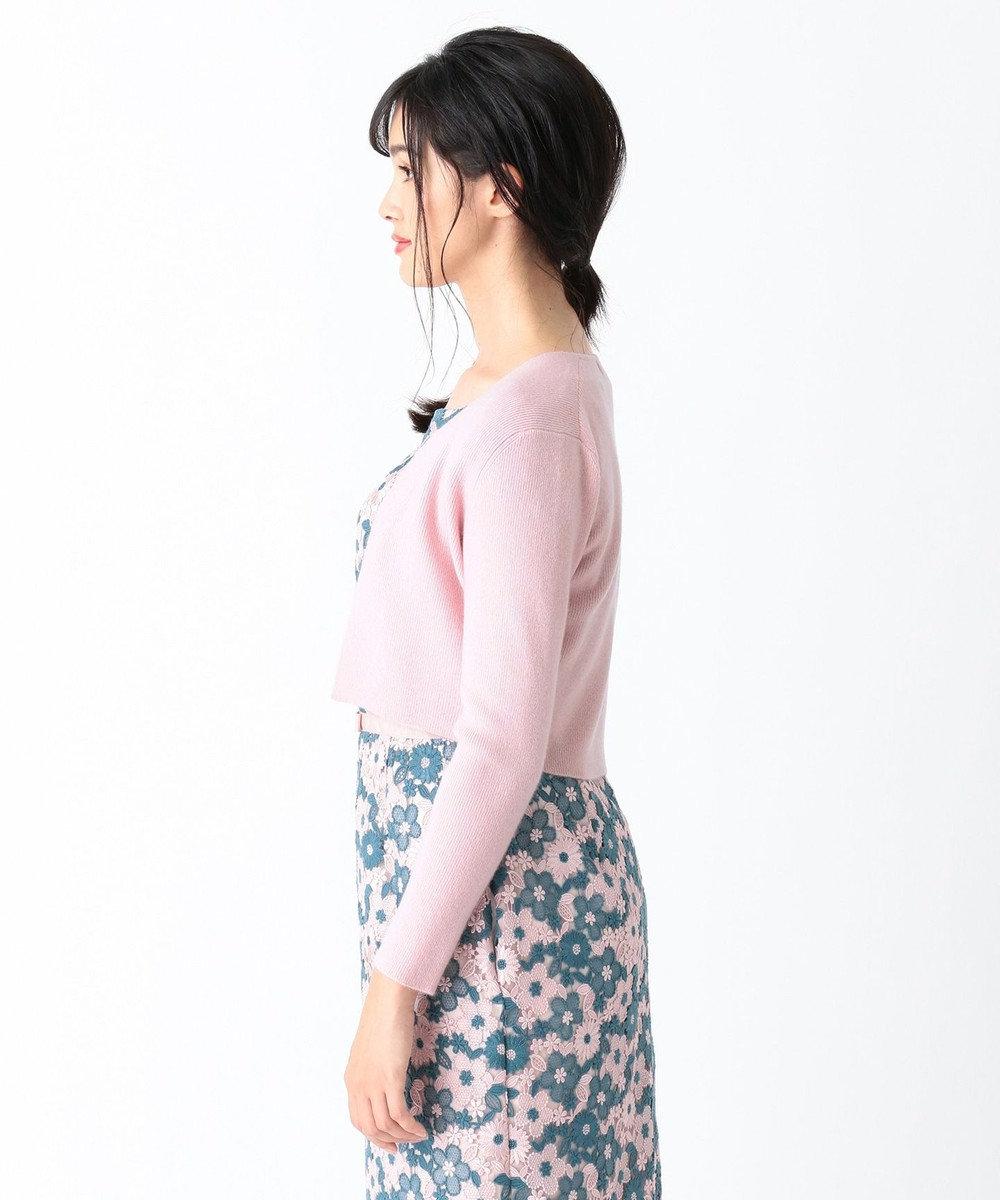 TOCCA 【WEB限定カラー有】CASHMERE ボレロ [限定]ピンク系