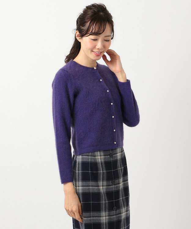TOCCA RACOON CASHMERE カーディガン