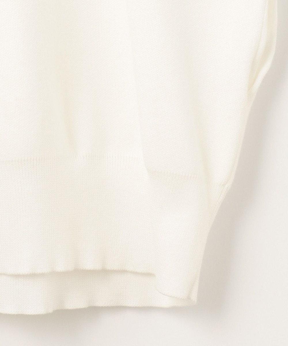 自由区 【UNFILO/Sサイズ有】フード付き プルオーバーニット(検索番号:UH29) ホワイト系