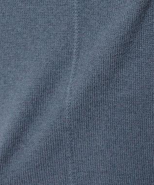 uncrave 【Marisol12月号掲載】メリノウール ニットパンツ ブルーグレー