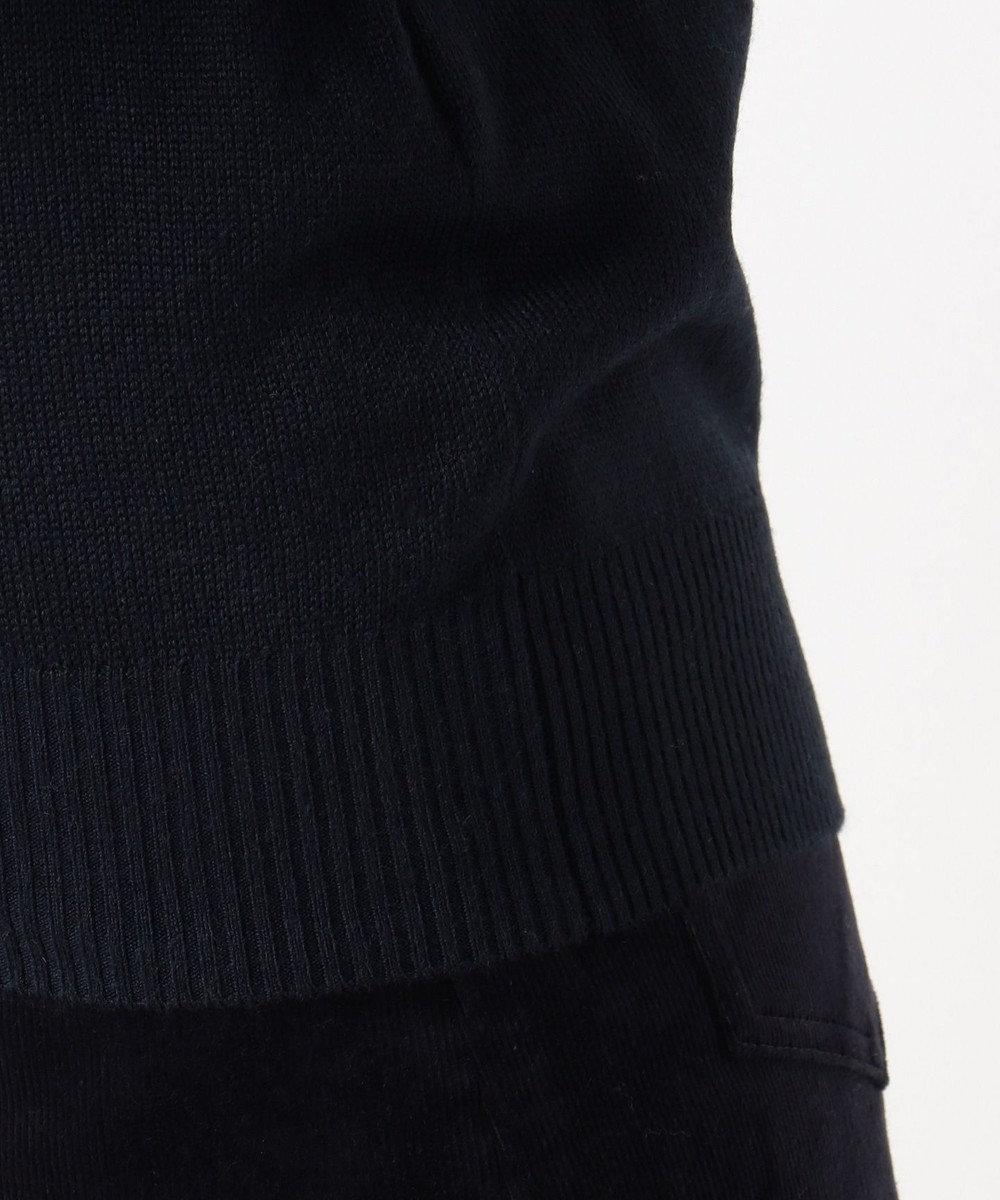 23区GOLF 【WOMEN】フェアアイル ニット ネイビー系