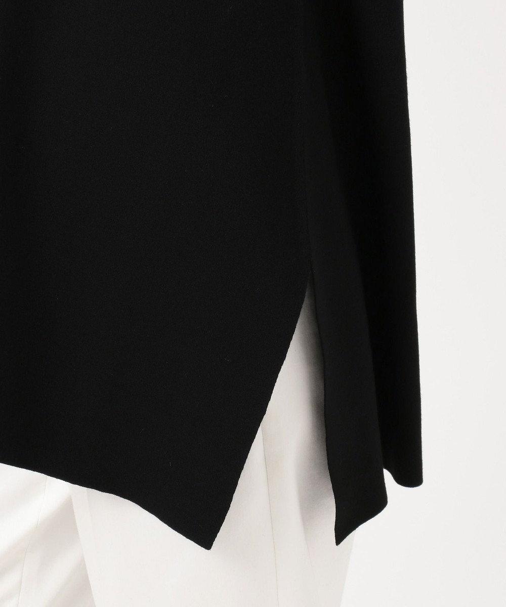 自由区 【Sサイズ有】VIGODA FULLNEEDLE Vネック ニット ブラック系