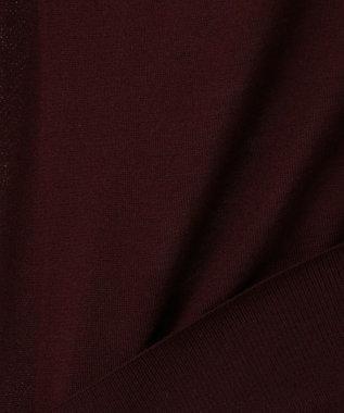 自由区 【Sサイズ有】WORSTED WOOL ニットカーディガン ワイン系
