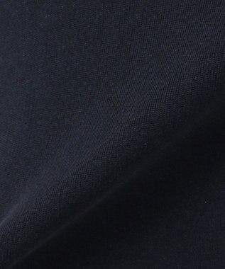 自由区 L 【亜希さん着用】イタリアSERVIZI E SETA シルクプルオーバー(検索番号E44) ネイビー