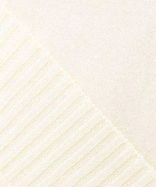 23区 S 【洗える/限定カラーあり】20カシミヤ ハイネック ニット アイボリー系