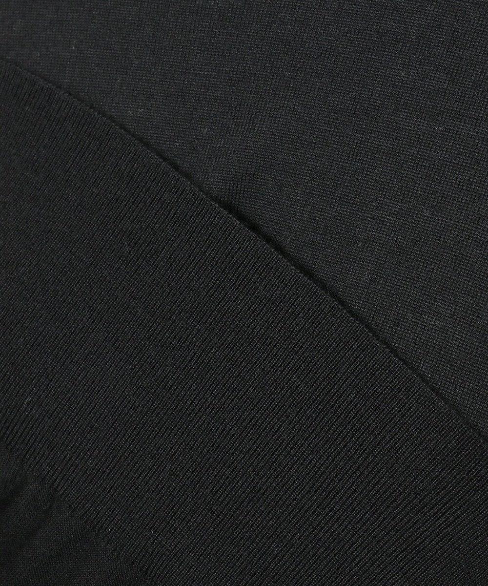 23区 【R(アール)】BOTTO GUISEPPE EXTRA FINE MERINO ニット ブラック系