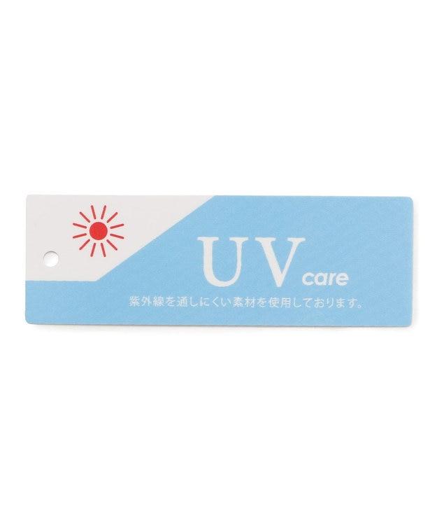 any SiS L 【UVケア】シンプルニット カーデ