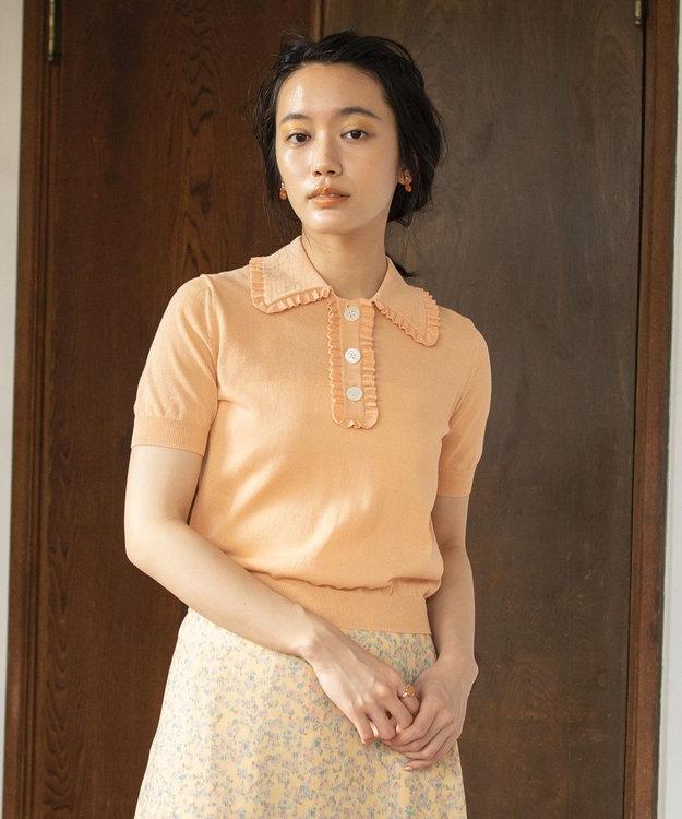 組曲 【Rythme KUMIKYOKU】Mademoiselle ポロシャツ