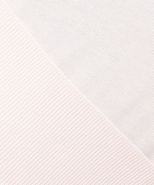 組曲 【洗える】アメリカンシーアイランドコットン 半袖プルオーバー ピンク系