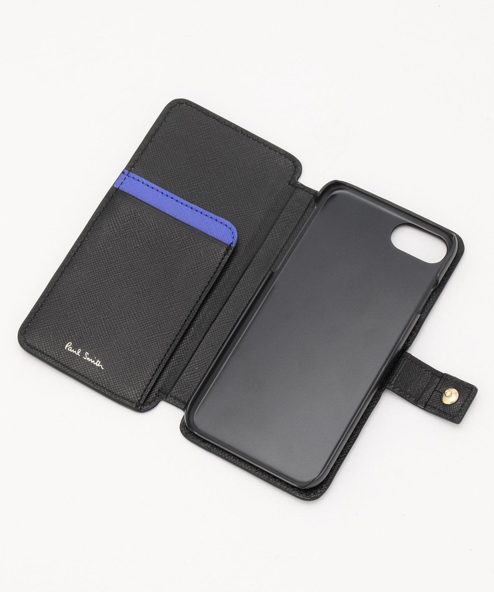 Paul Smith スミシーハート iphoneケース ブラック系