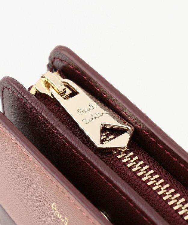 Paul Smith バイカラーブロック ミニ財布