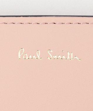 Paul Smith キャットドゥードゥル パスケース ピンク系
