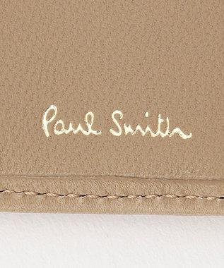 Paul Smith 【WEB限定カラーあり!】ガーデンフローラルトリム 3つ折り財布 ベージュ系