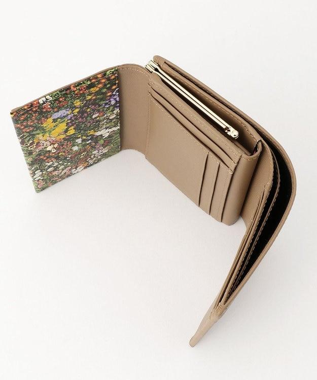 Paul Smith 【WEB限定カラーあり!】ガーデンフローラルトリム 3つ折り財布