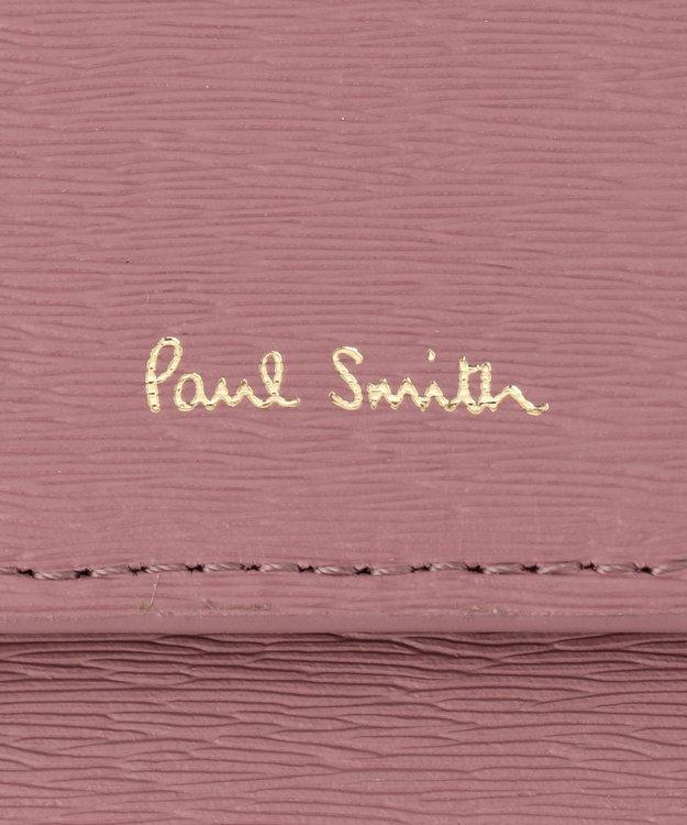 Paul Smith ストローグレインレザー 3つ折り財布