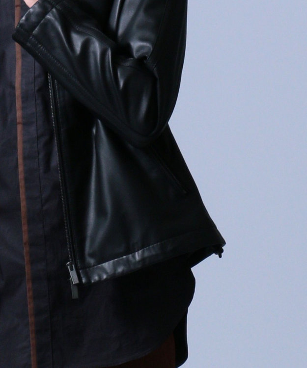 JOSEPH HOMME 【FORZA STYLE 掲載】グローブネイキッド レザー ジャケット