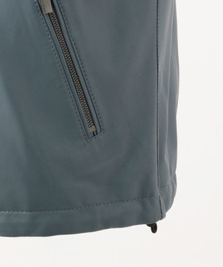 JOSEPH HOMME 【WEB限定】グローブネイキッド レザー ジャケット ダルブルー系