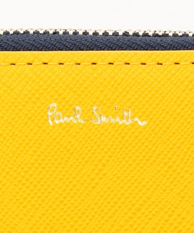 Paul Smith ミニラビット 長財布(ラウンドジップ)