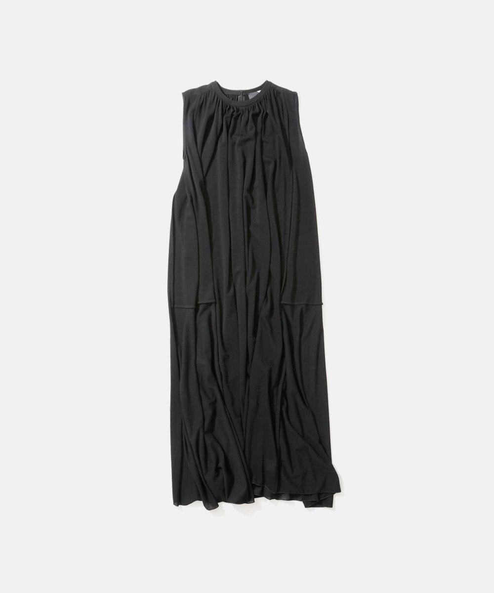 ATON FRESCA KANOKO | ギャザードレス BLACK