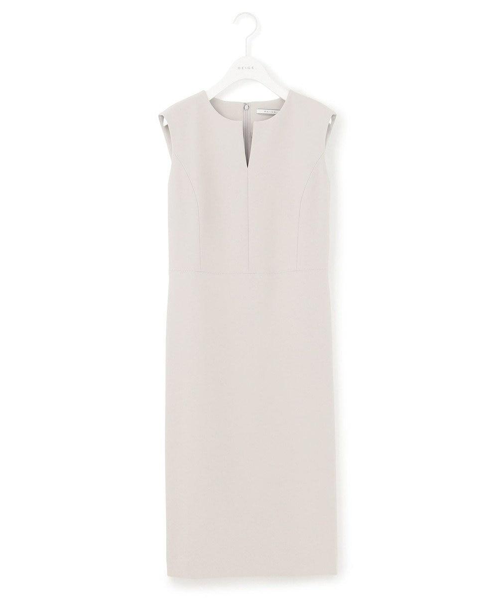 BEIGE, 【S-size】【限定色あり】LUIZA / ワンピース L.Grey