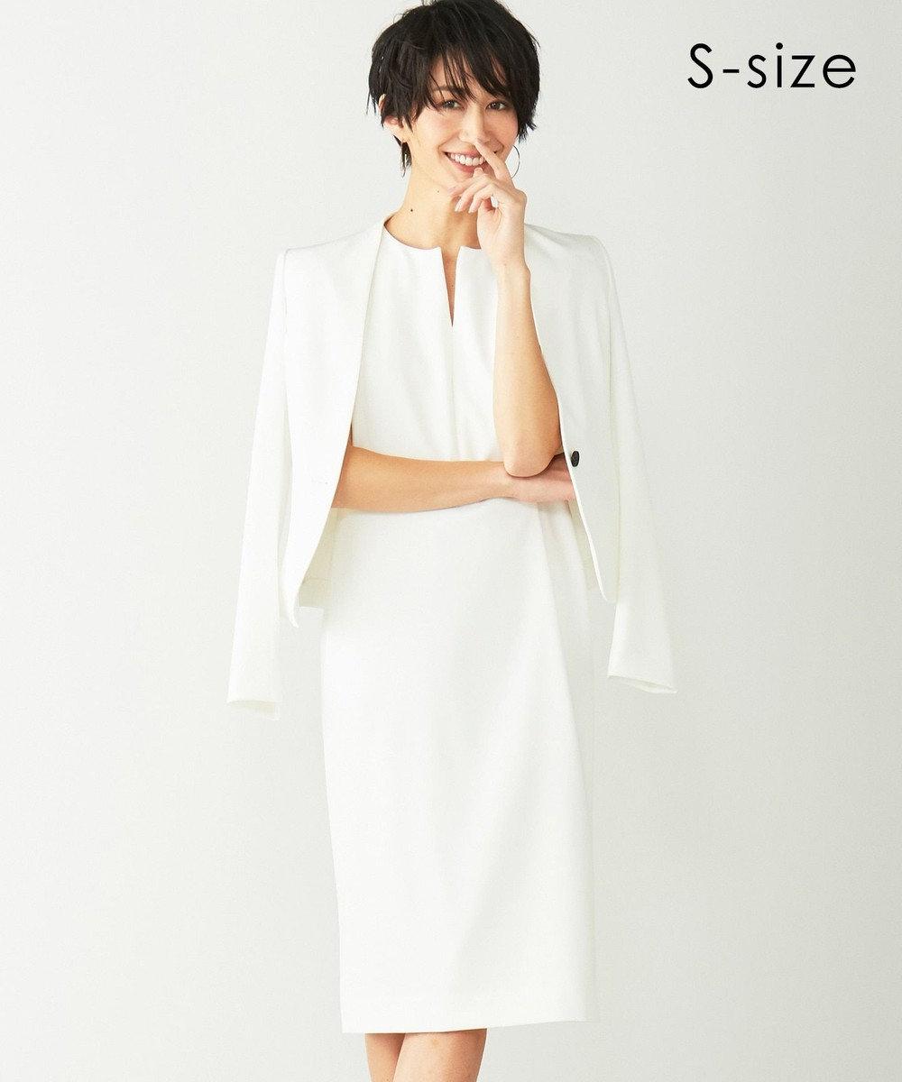 BEIGE, 【S-size】【限定色あり】LUIZA / ワンピース White