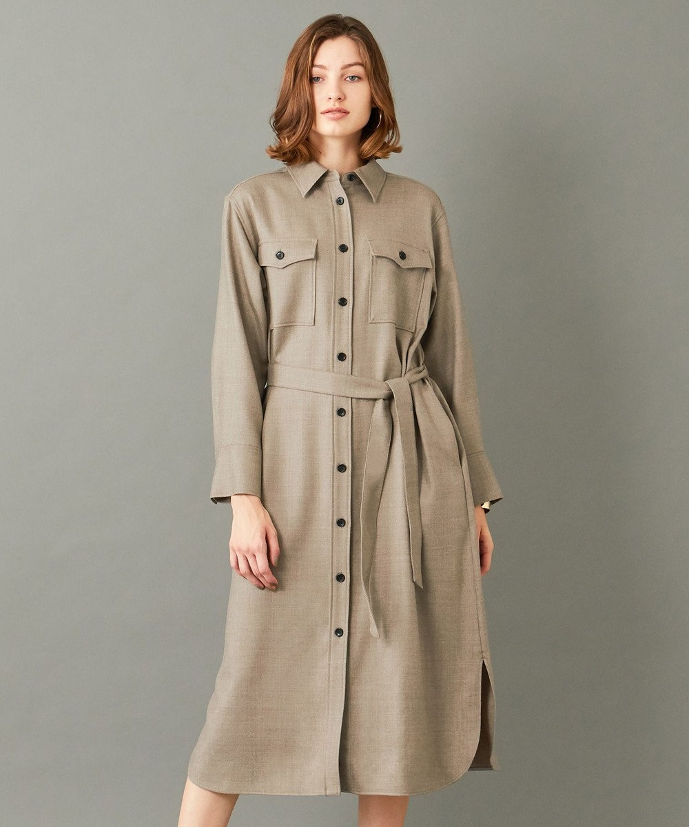 BEIGE, CHIRK / ワンピース Taupe