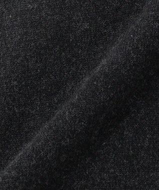 ICB Soft Cashmere Mix パーカーワンピース グレー系