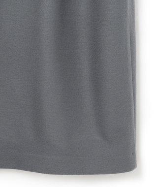 ICB WoolMilledJersey ワンピース ダルブルー系