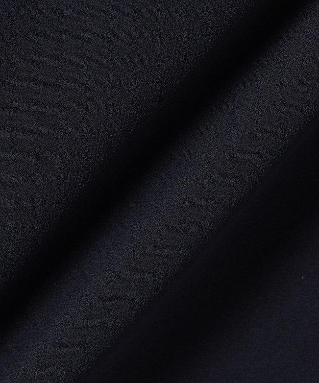 ICB Drape Back Satin サックドレス