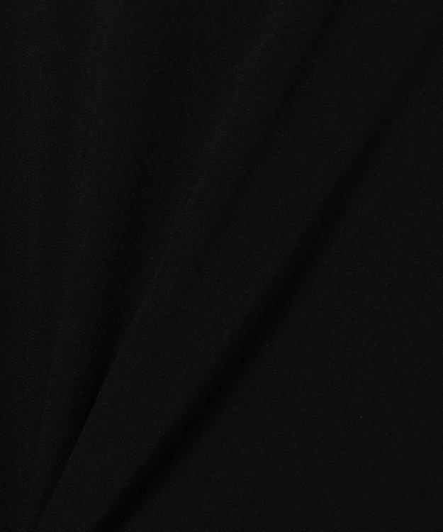ICB ('17春)【Domani4月号掲載】TA Back Satin ワンピース