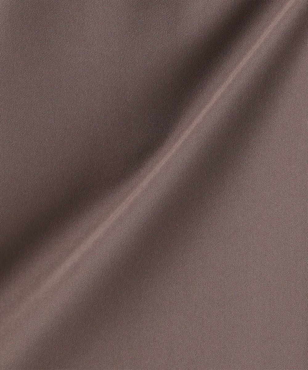 ICB 【Utilism】レースコンビ 長袖ワンピース ブラック系