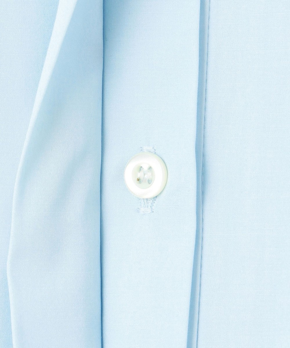 23区 【23区 lab.】ハイカウントブロード コクーン ワンピース(番号S55) サックスブルー系