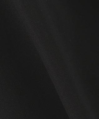 23区 【23区 lab.】コットンボイル ギャザーリボン ワンピース(番号S59) ブラック系