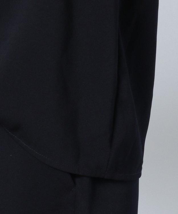 any FAM 【セレモニー】エステルソフトストレッチVネック セットアップ