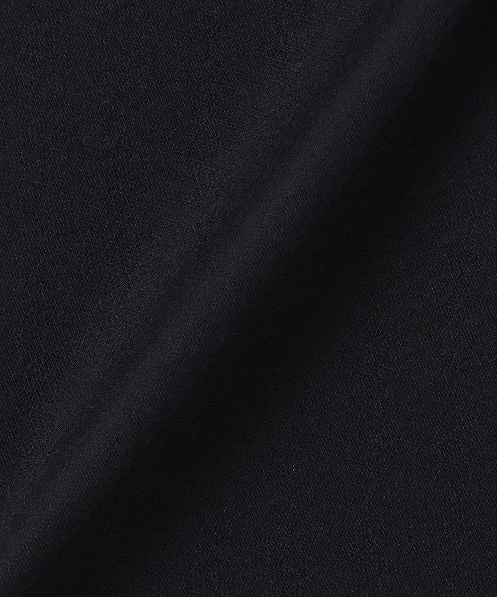 J.PRESS LADIES 【洗える】セルロースリバージャージー ワンピース ネイビー系