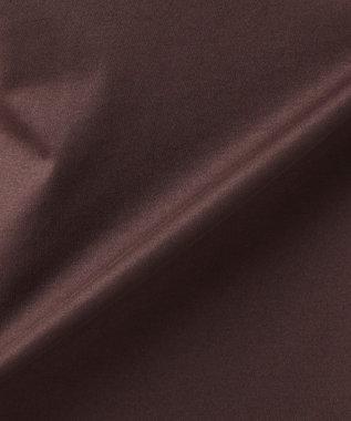 J.PRESS LADIES S 【UVケア・消臭効果・接触冷感】コンパクトコットンスムース ワンピース ダークブラウン系