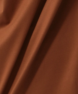J.PRESS LADIES S 【消臭効果・接触冷感】コンパクトコットンスムース ワンピース ブラウン系
