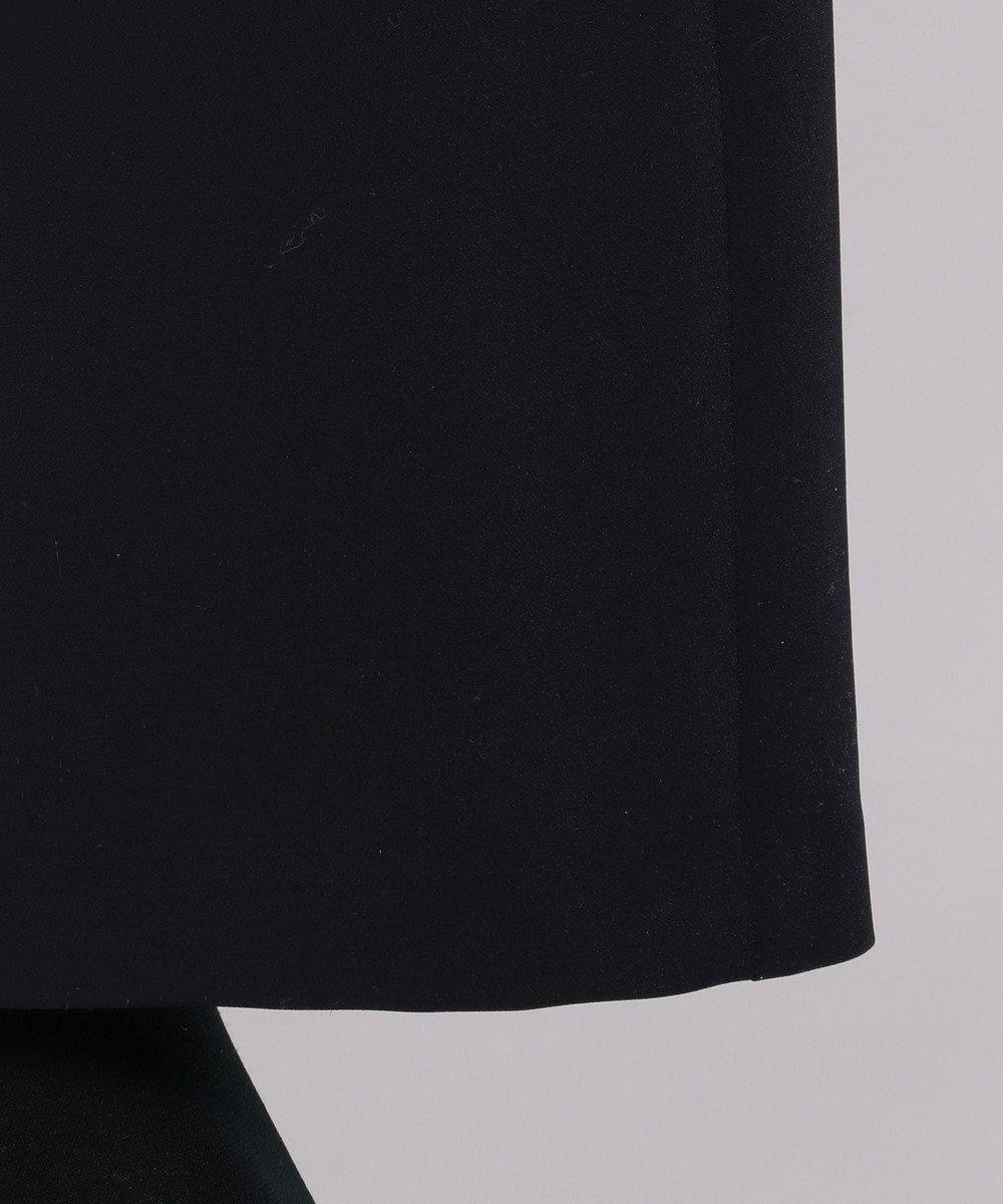 J.PRESS LADIES L 【セットアップ対応】ヴィーナスダブルクロス ワンピース ネイビー系