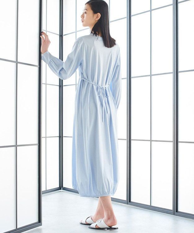 JOSEPH 【JOSEPH STUDIO・WEB限定色あり・洗える】ソフィアコットン バルーンドレス