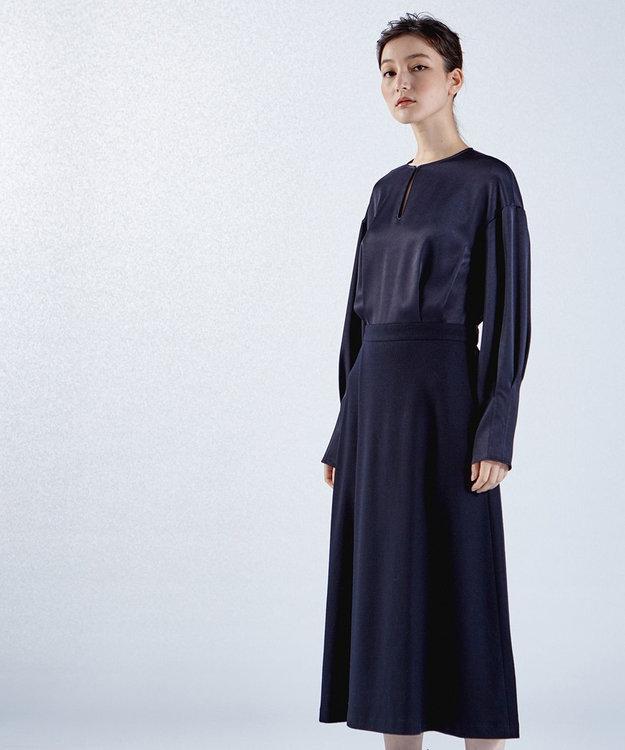 JOSEPH DUCTILITY JERSEY GEORGETTE ワンピース / ドレス