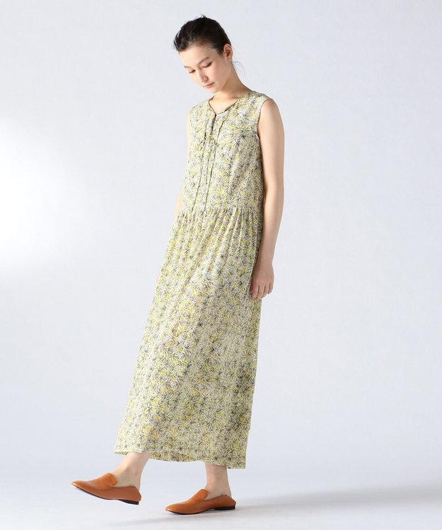 JOSEPH ★【2018夏の一部店舗限定カラー】シルクフラワープリント ドレス