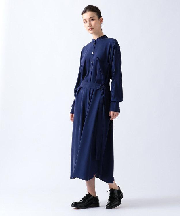 JOSEPH 【WEB限定カラーあり】RENT / シルクツイルストレッチ ドレス / ワンピース