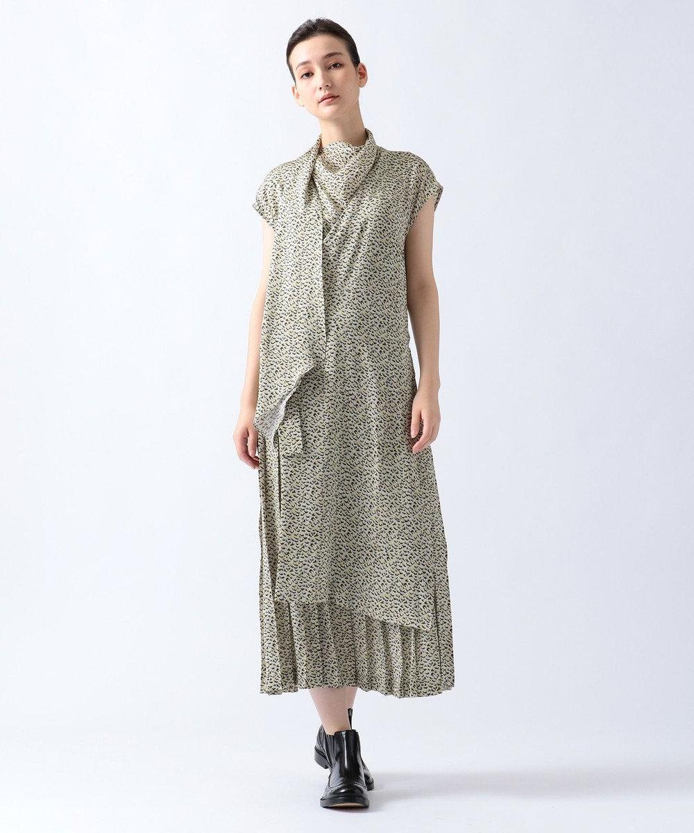JOSEPH BIRTH / FOSSIL PRINT ドレス / ワンピース ライトイエロー系3