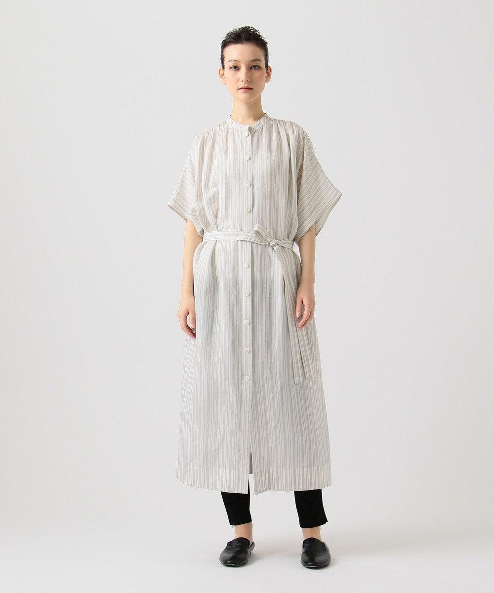 JOSEPH JASPER / BLANKET STRIPE ドレス / ワンピース アイボリー系1
