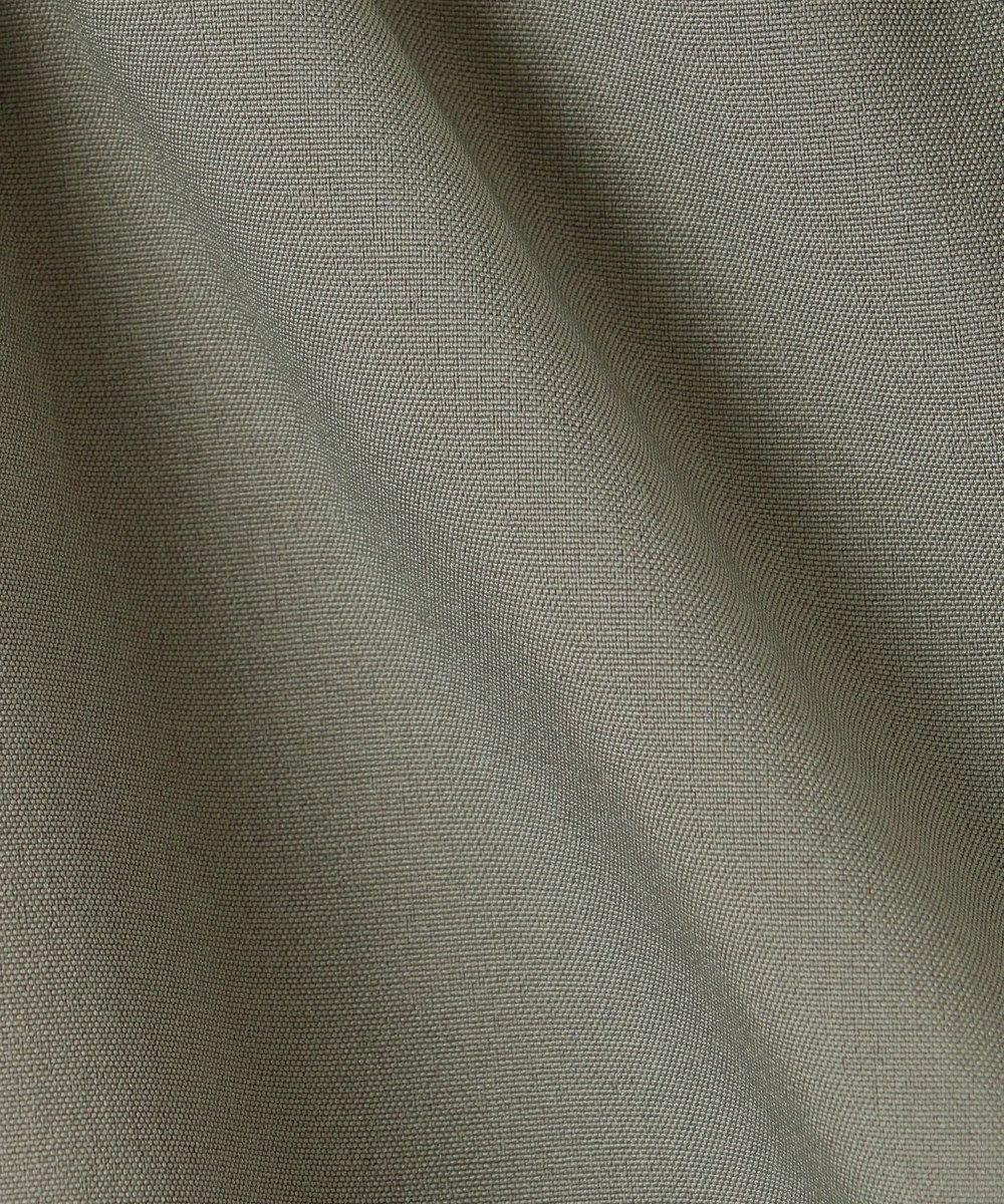 組曲 KIDS 【130-140cm】オフショルダーコンビネゾン カーキ系