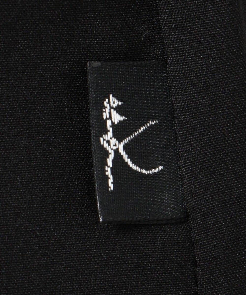 組曲 KIDS 【130-140cm】オフショルダーコンビネゾン ブラック系