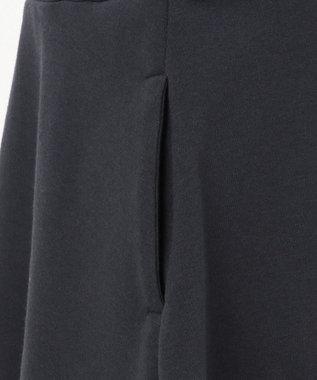 組曲 KIDS 【110-140cm】レイヤードストライプ ワンピース ネイビー系